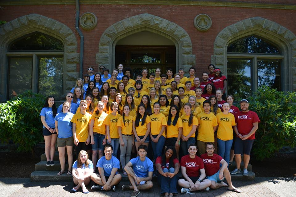 HOBY Full Group Shot
