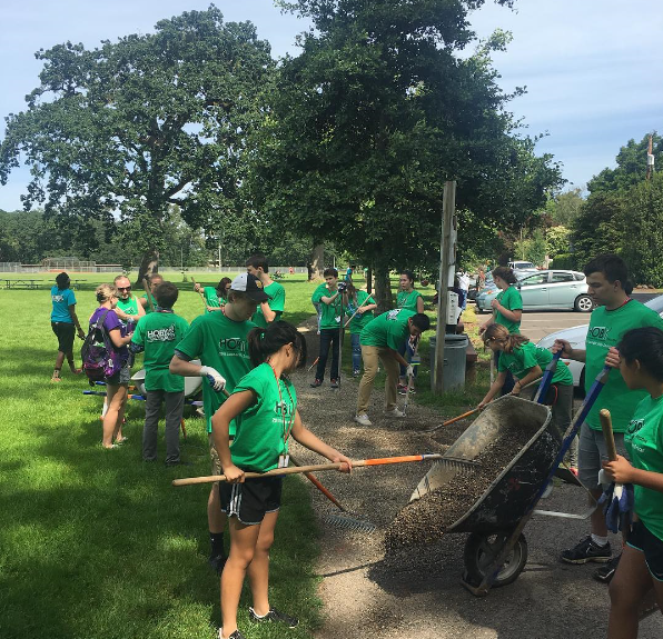 Service Project 2016
